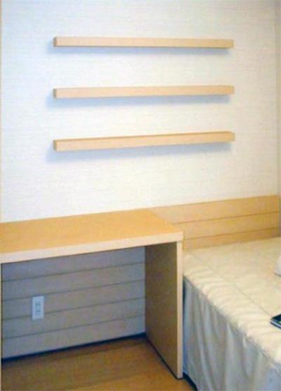 【d001】ベッドヘッドボード