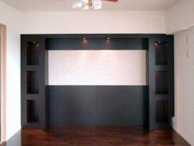デザイン家具・壁面収納【d007】