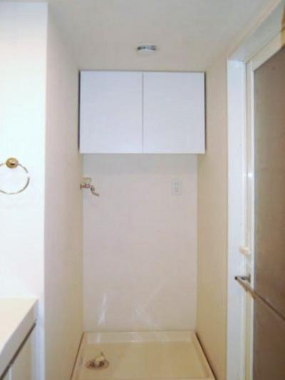 洗濯機上吊戸棚【t008】