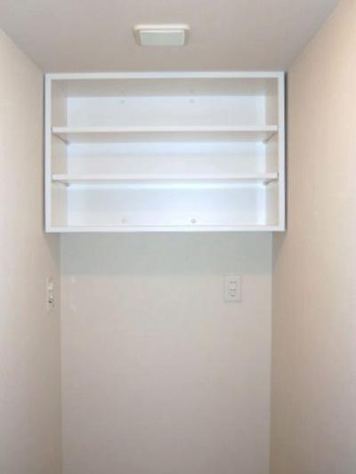 オープン洗濯機上吊戸棚【t012】