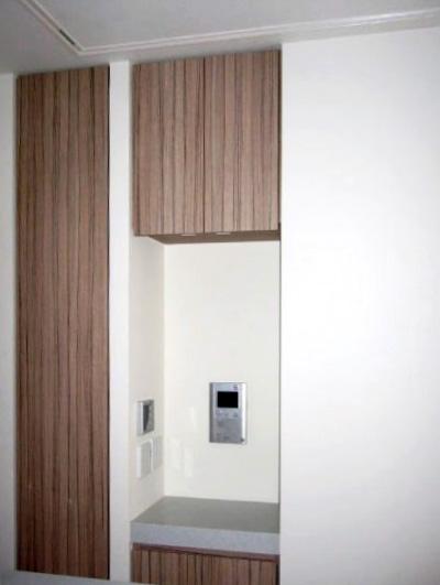 カウンター上吊戸棚【t013】
