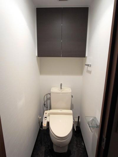 トイレ吊戸棚【tk018】