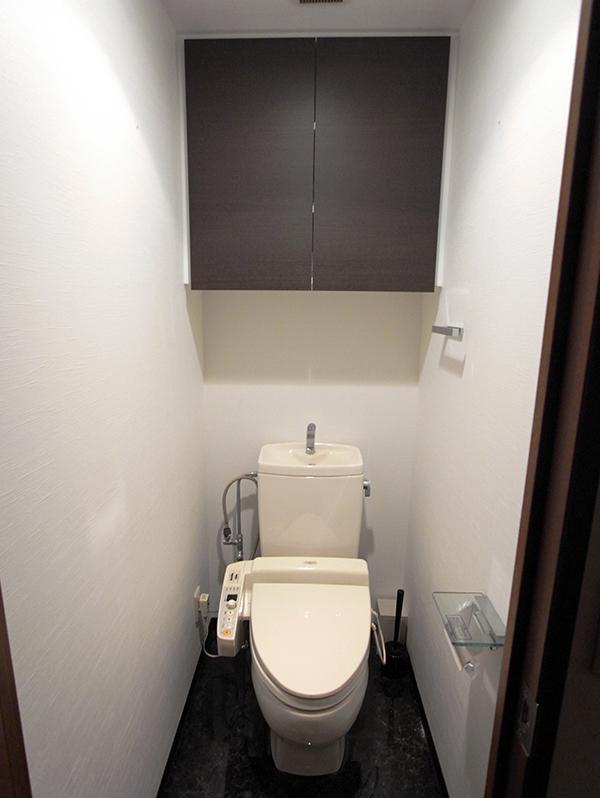 【tk018】トイレ吊戸棚