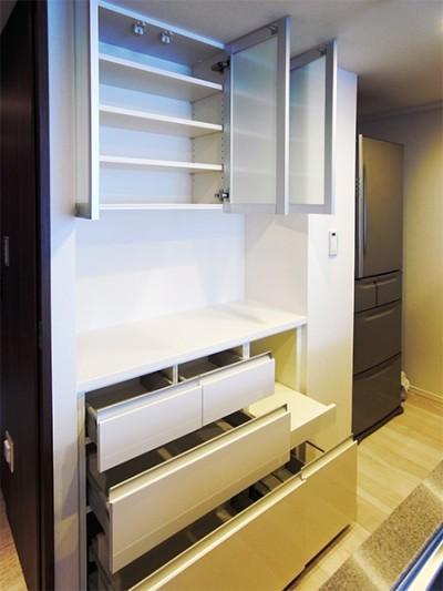 食器棚【s071】