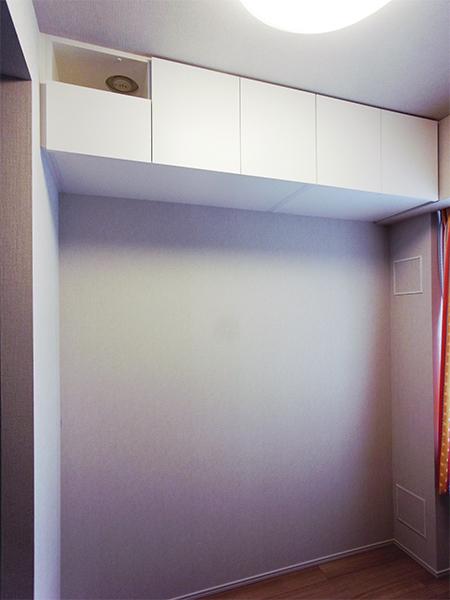 【t030】洋室吊戸棚