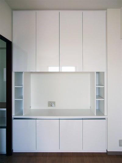 壁面収納・TVボード【h015】