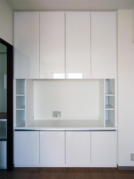 壁面収納,TVボード【h015】