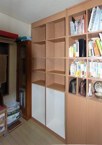 本棚・書棚【b008】