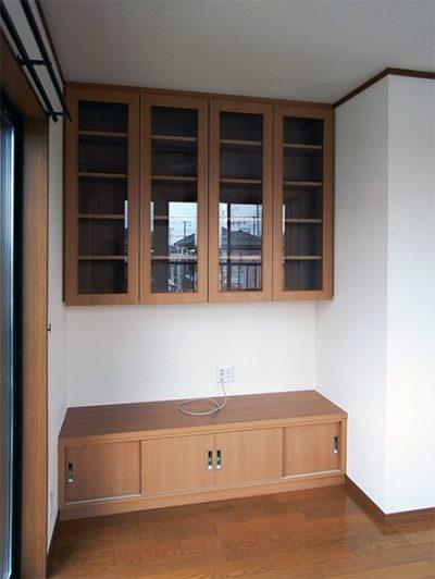 壁面収納・TVボード【h017】