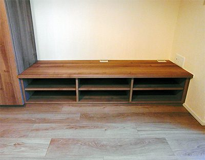 TVボード+トール収納【h029】