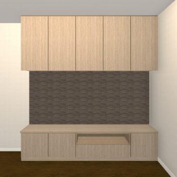 壁面収納・TVボード【jh05-02】