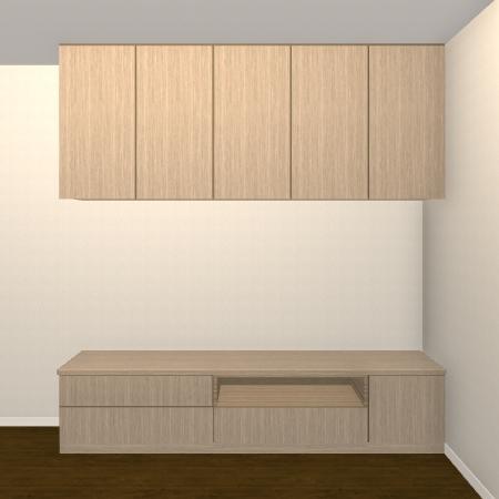 壁面収納・TVボード【jh05-04】