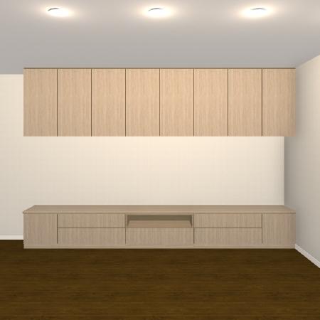 壁面収納・TVボード【jh08-04】