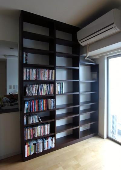 本棚【b011】