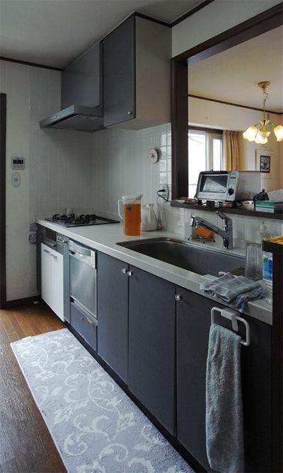 キッチン扉交換【tk033】