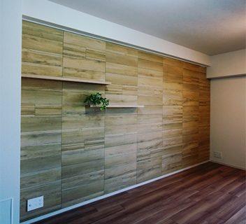 【iec006】壁面エコカラット+飾り棚