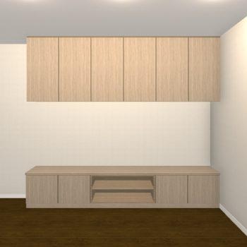 壁面収納・TVボード【jh06-01】