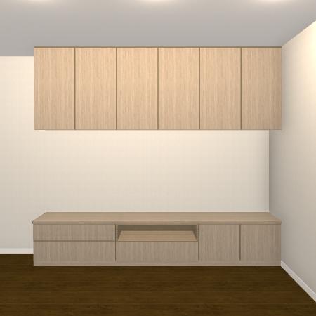 壁面収納・TVボード【jh06-04】