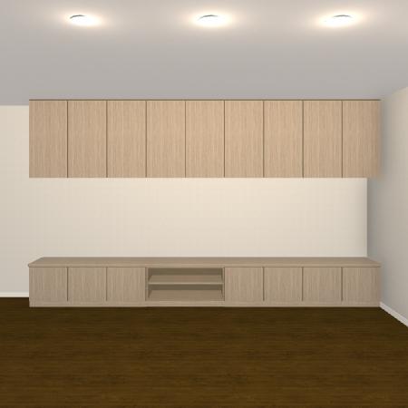 壁面収納・TVボード【jh09-01】
