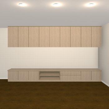 壁面収納・TVボード【jh09-03】