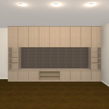 壁面収納・TVボード【jh09-t01】