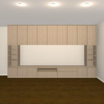 壁面収納・TVボード【jh09-t02】