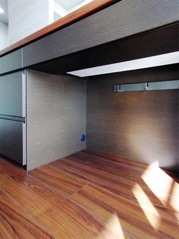 【dk017】洋室デスク収納