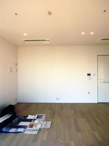 【h049】壁掛けTVボード,エコカラット