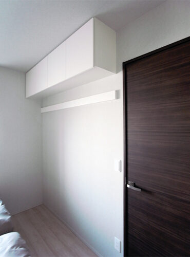 【t036】洋室吊戸棚,長押